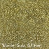 Winter Gold Glitter