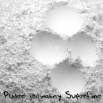 Puder jedwabny Superfine