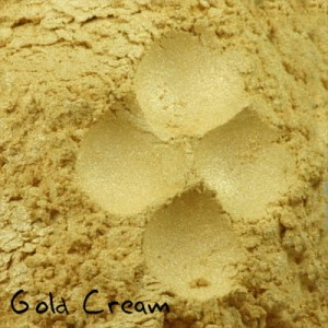 PURE PIGMENT Gold Cream