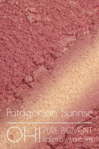 OH! PURE PIGMENT  Patagonian Sunrise