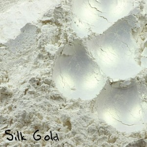 PURE PIGMENT Silk Gold