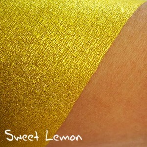 PURE PIGMENT Sweet Lemon