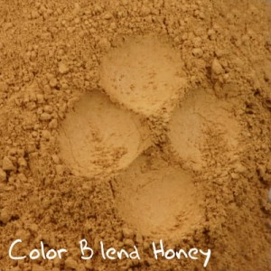 Color Blend Honey