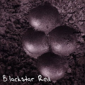 PURE PIGMENT Blackstar Red
