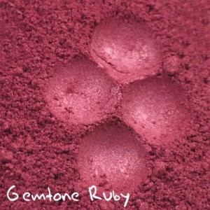 PURE PIGMENT Gemtone Ruby