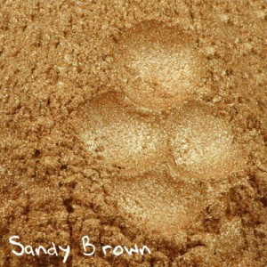 PURE PIGMENT Sandy Brown