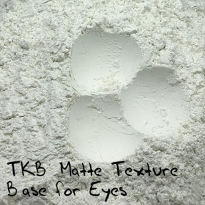TKB Matte Texture Base for Eyes