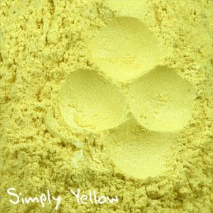 PURE PIGMENT Simply Yellow
