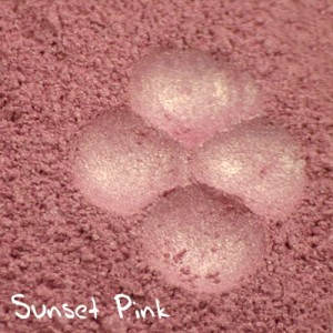 PURE PIGMENT Sunset Pink