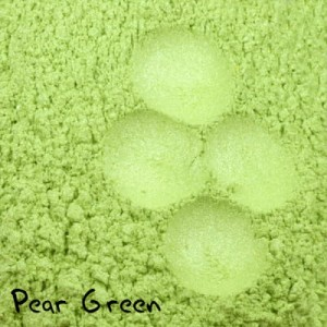 PURE PIGMENT Pear Green
