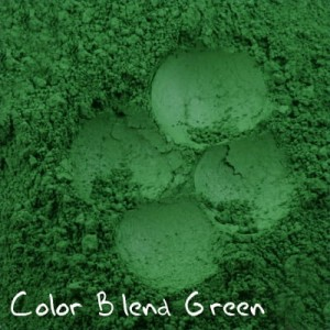 Color Blend Green