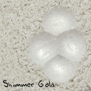 PURE PIGMENT Shimmer Gold