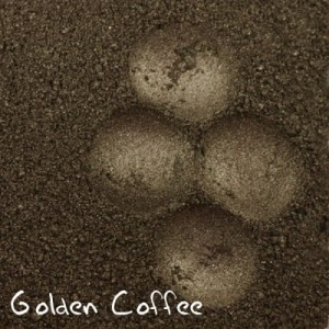 PURE PIGMENT Golden Coffee