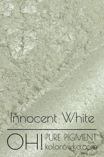 OH! PURE PIGMENT Innocent White