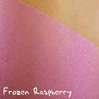 PURE PIGMENT Frozen Raspberry swatch