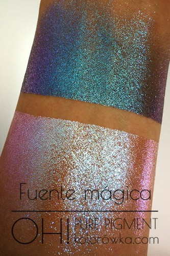 OH! PURE PIGMENT Fuente mágica swatch